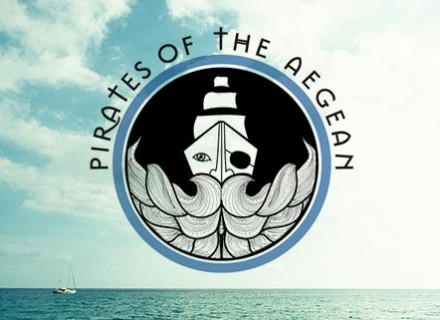 Pirates of the Aegean Brand Identity